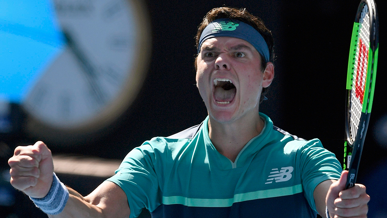 Raonic, Shapovalov reach second round in Rotterdam