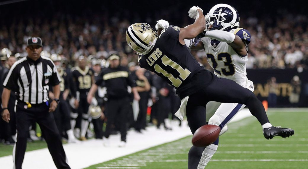 NFL-Saints-pass-interference-non-call