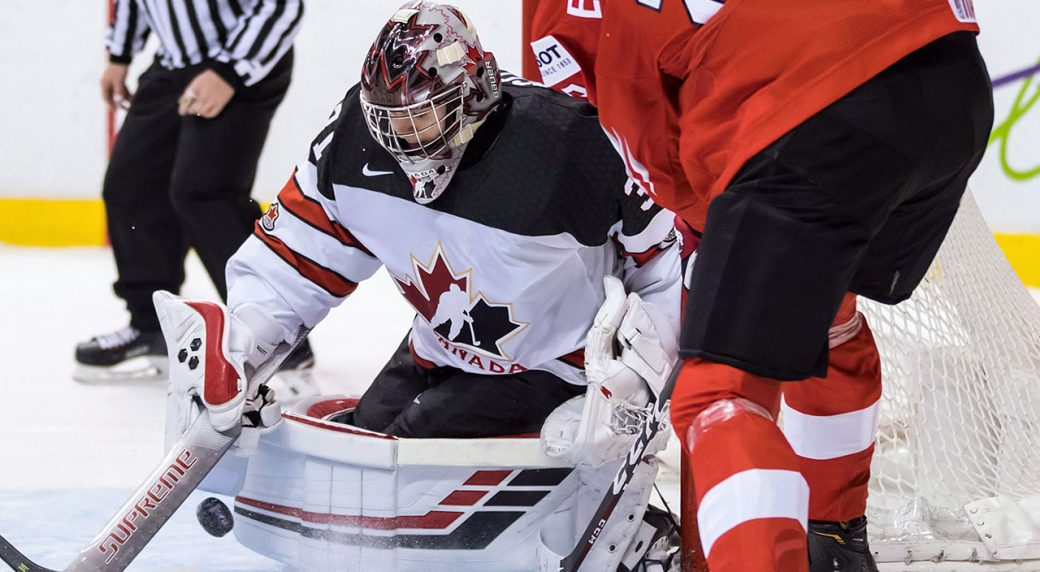 86e32d742 A look at who could win the 2018-19 CHL goaltender of the year ...