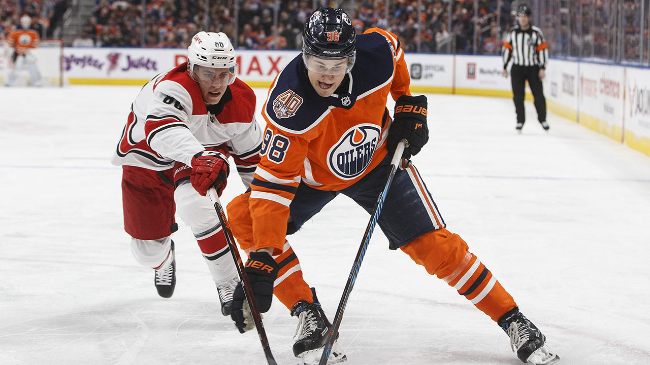 Edmonton Puts Puljujarvi And Khaira On The Shelf