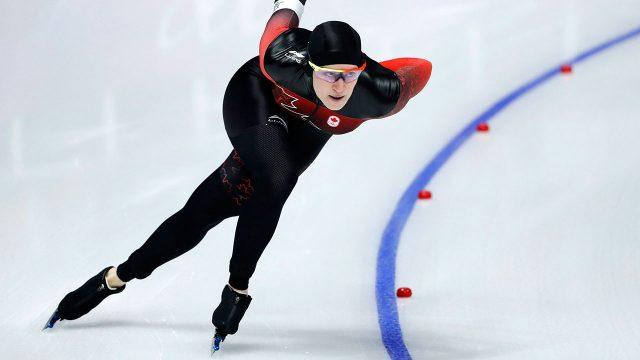 Olympics-Irvine-participates-in-speed-skating-event