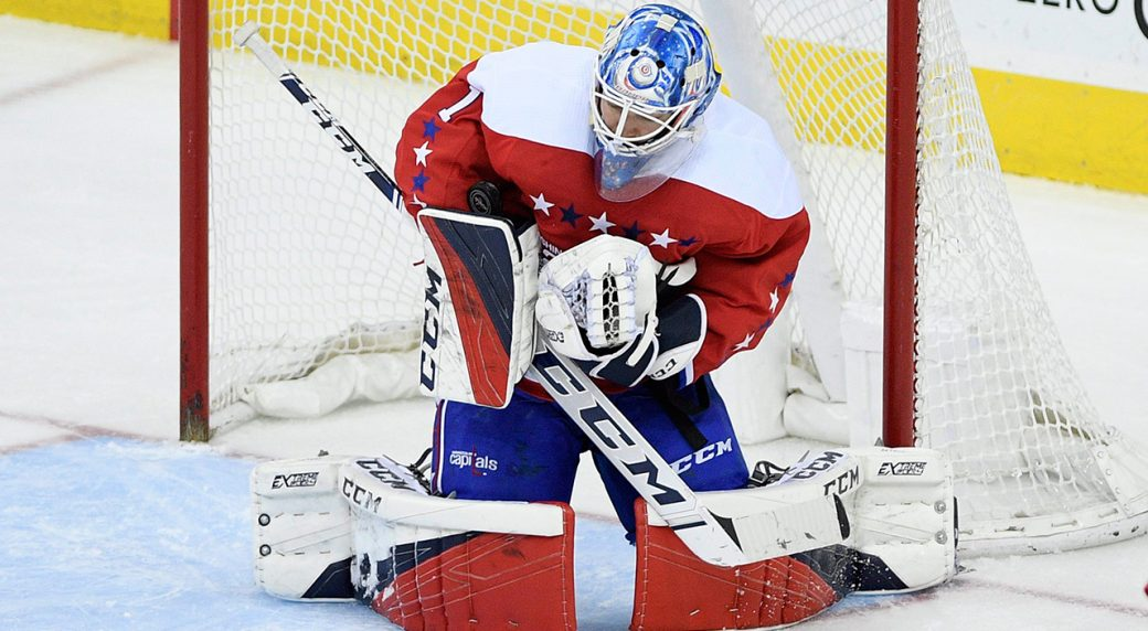 a5065334148 Capitals re-sign backup goalie Pheonix Copley to 3-year extension ...