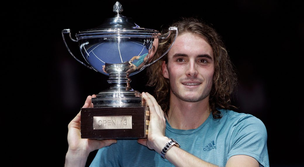 Tsitsipas wins Open 13 Provence final