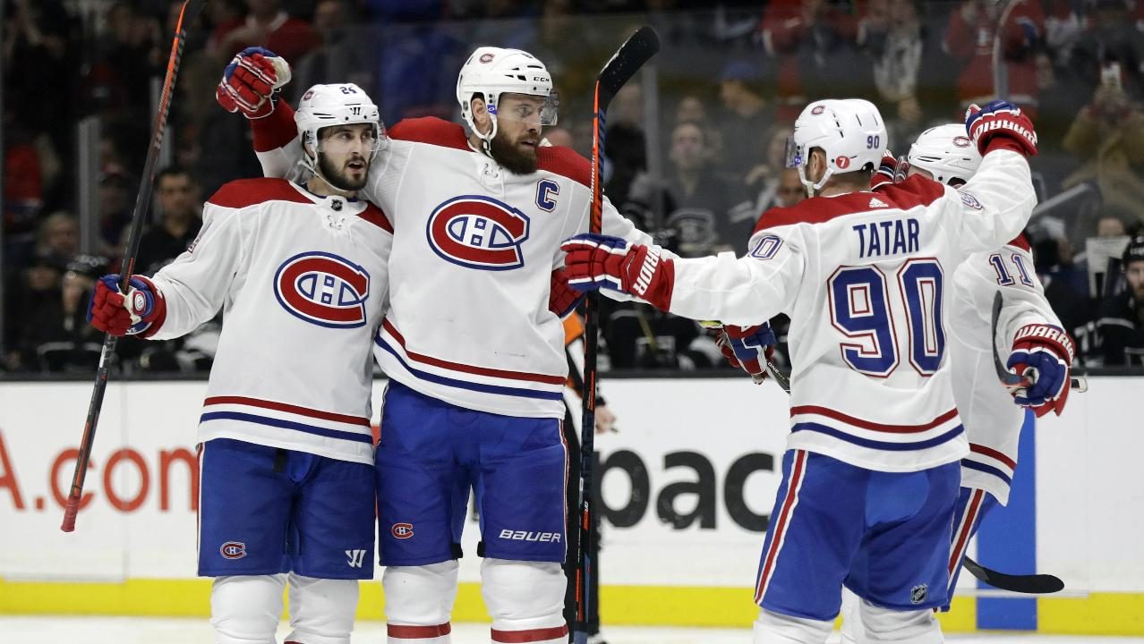 Carey On Young Man. Price Is One Win Away From Making Habs' History