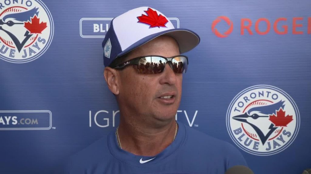fb86901a4d6 Pompey   Bichette have been spring training surprises for Montoyo -  Sportsnet.ca