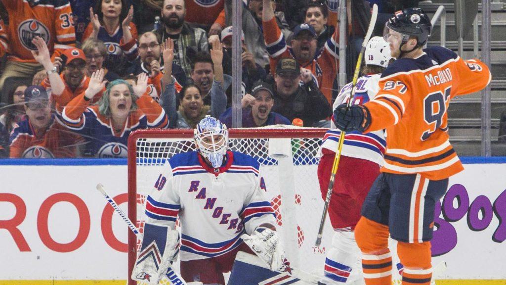 ec9d47ef19e Draisaitl s overtime winner leads Oilers to win over Rangers - Sportsnet.ca