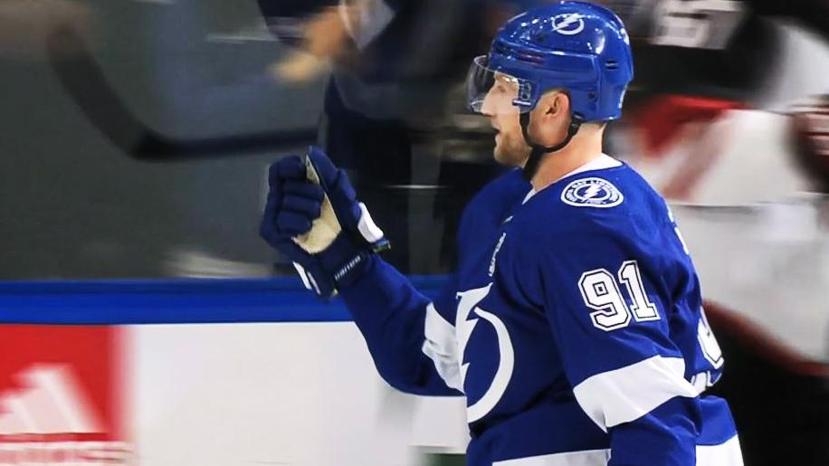 Record Setting Night For Stamkos And The Lightning