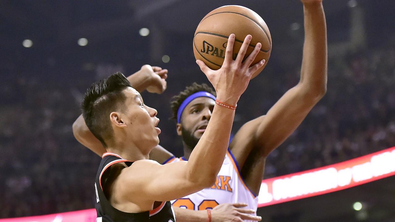 Jeremy Lin: Golden State Warriors, Toronto