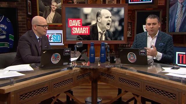 Dave Smart talks career with Carleton Ravens