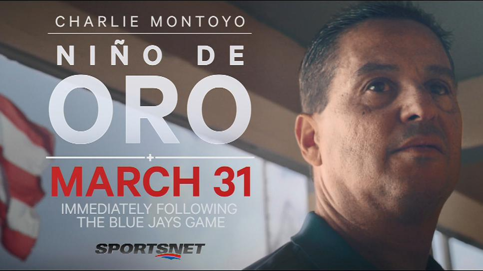 a4720876337f Charlie Montoyo  Nino De Oro trailer - Sportsnet.ca