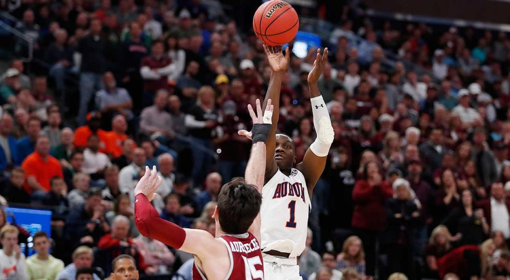 New Mexico State Aggies vs. Auburn Tigers 3/21/19, Prediction & Odds