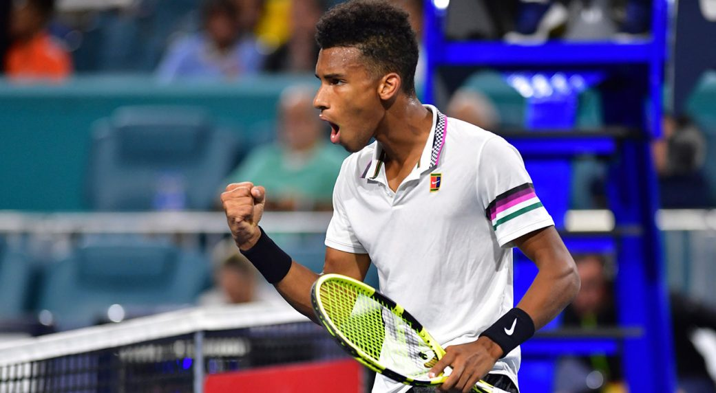 Auger-Aliassime_History