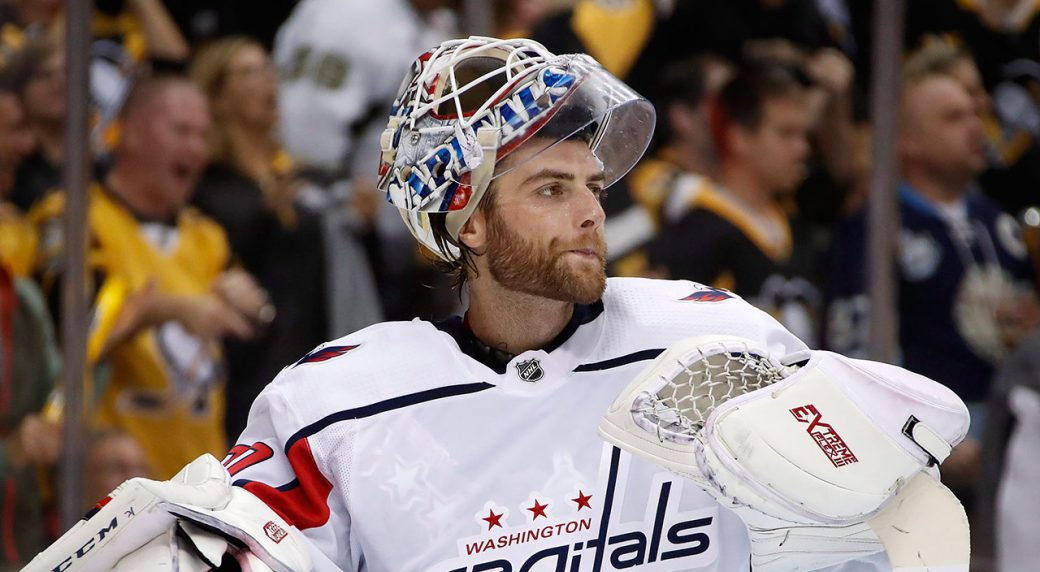 Capitals goalie Braden Holtby declines White House invitation