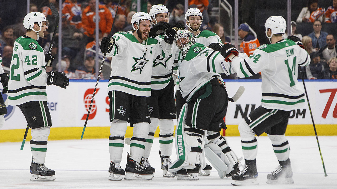 Shooting For The Stars. Dallas Snatches Big Two Points After Coming Back Against The Oilers
