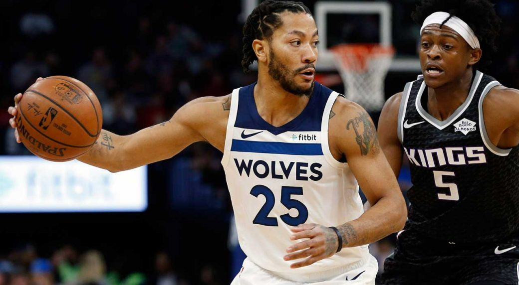7b5c61bd7d3 Timberwolves  Derrick Rose has surgery to remove elbow bone chips ...