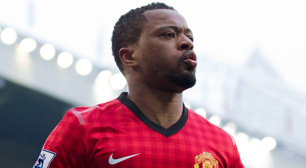 PSG condemn Evra's homophobic comments after Man Utd game last week