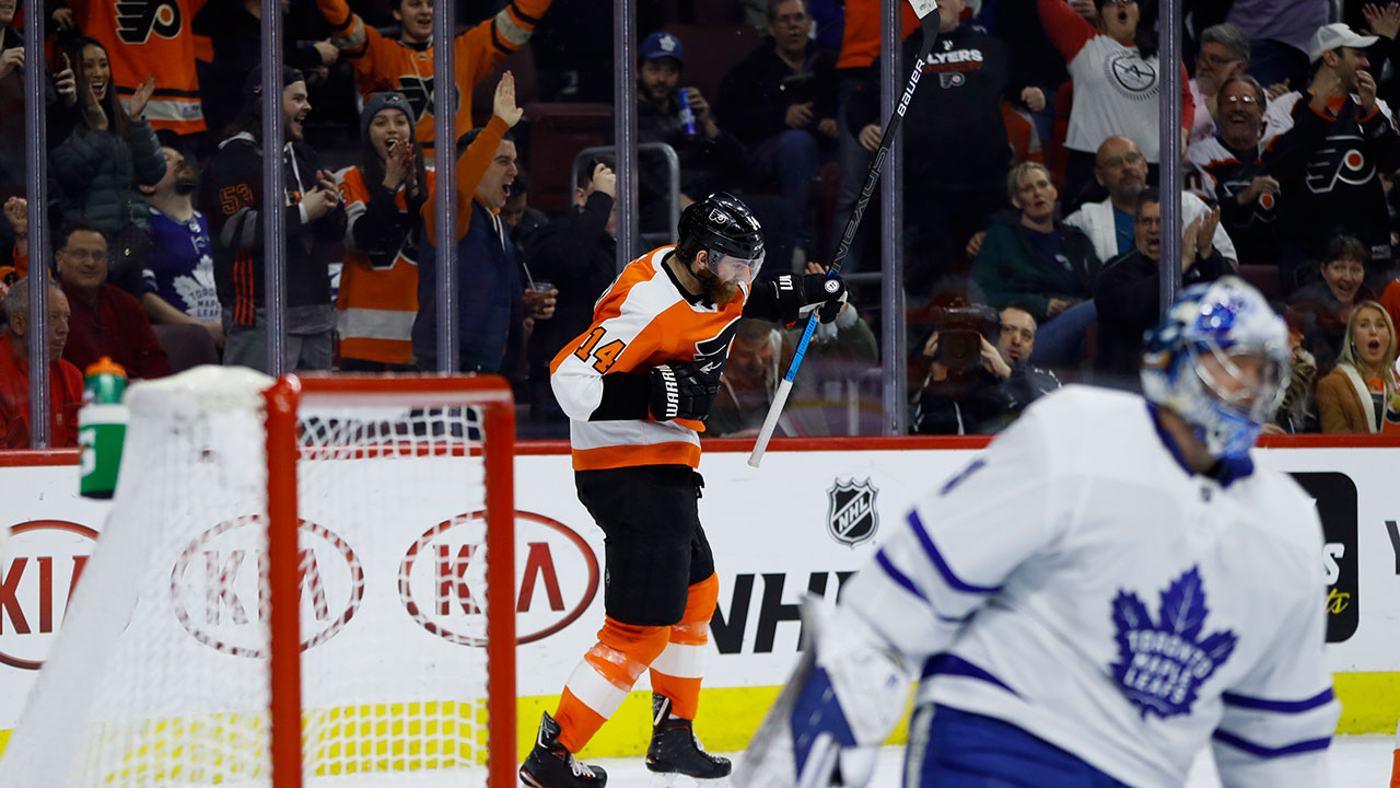 Playing With Hart. Flyers' Tender Stops 38 In Regulation, Plus All Five In The Shootout