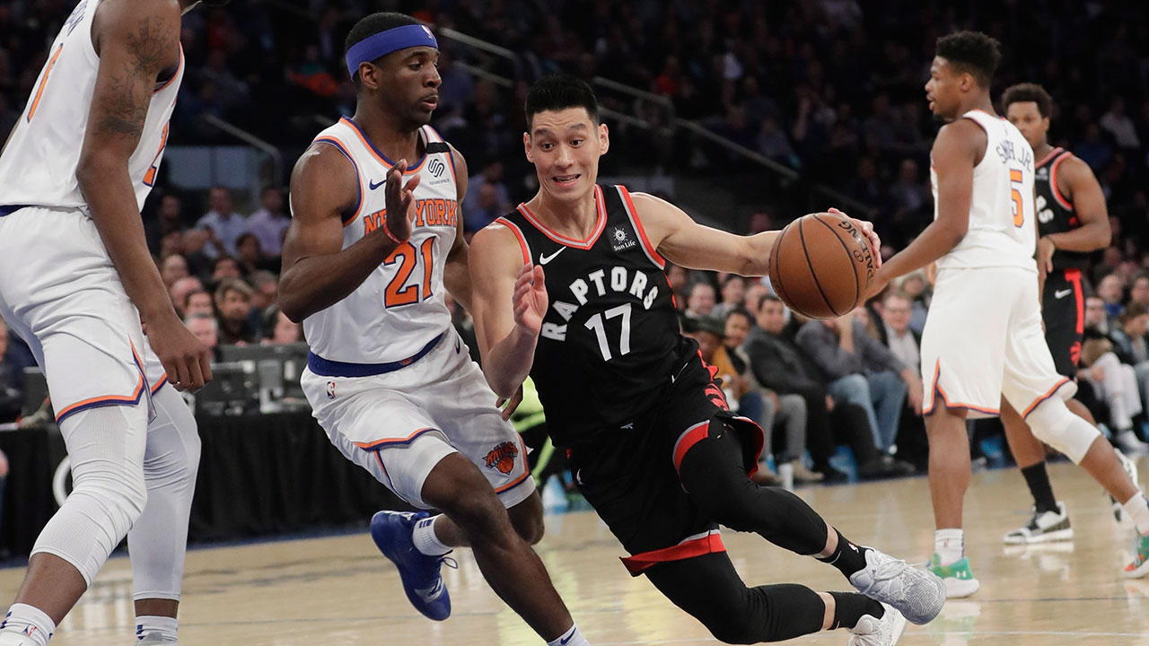 Jeremy Lin Raptors: What The Raptors' Post-season Rotation Should Look Like