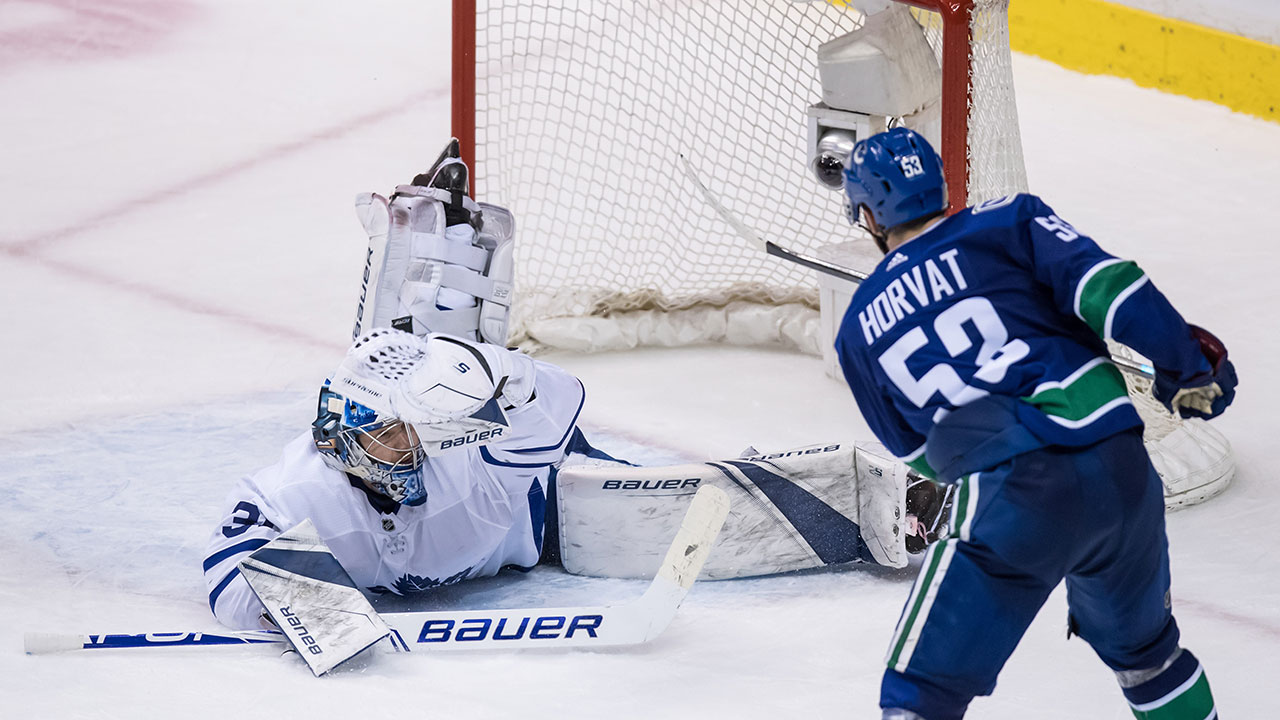 Canucks Typically Fair Better When Playing An Aggressive, Offensive Style