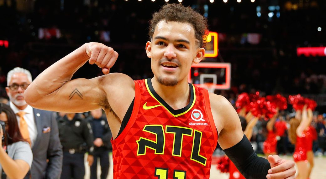 NBA-Hawks-Young-celebrates-after-win
