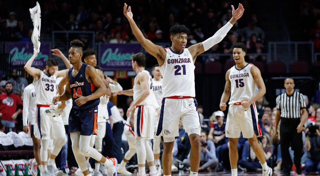 0a5acce1ad58 Gonzaga joins ACC trio atop 2019 March Madness odds - Sportsnet.ca