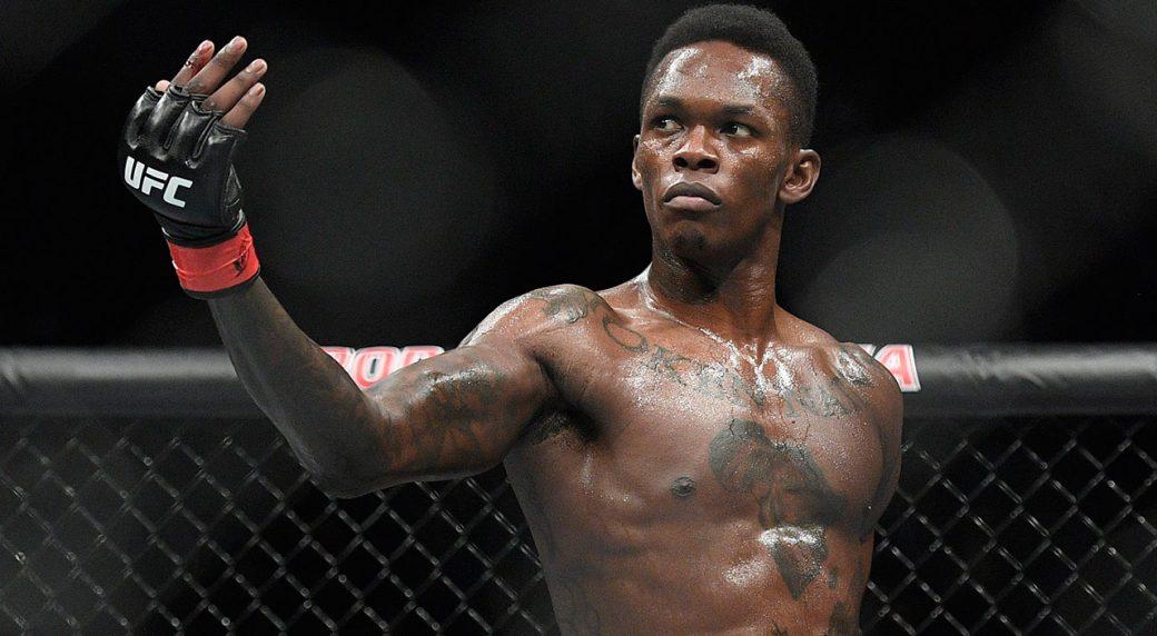 Whittaker vs. Adesanya title fight set for UFC 243