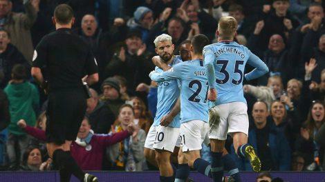 manchester-city-teammates-celebrate-a-goal