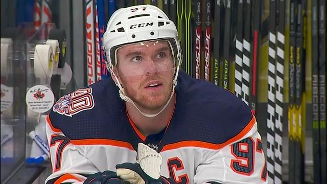 Struggling For Sanity. McDavid Feeling The Weight Of A Situation Beyond His Control