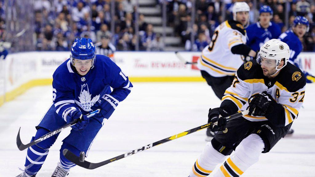 Mitch Marner might be in a 'no-win situation' come contract talks