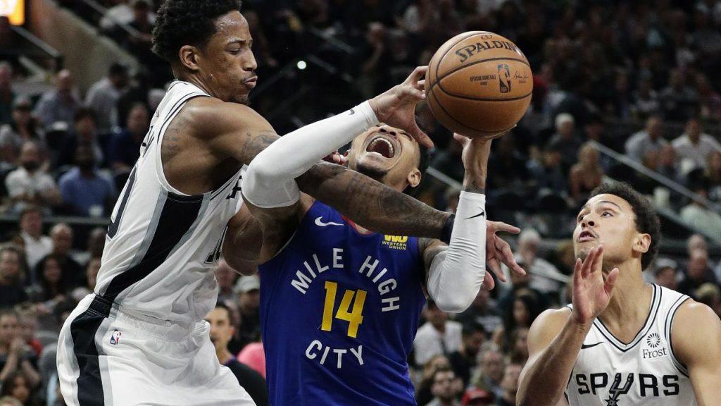 fffe5c4e79d DeRozan leads Spurs in blowout of Nuggets to force Game 7 - Sportsnet.ca
