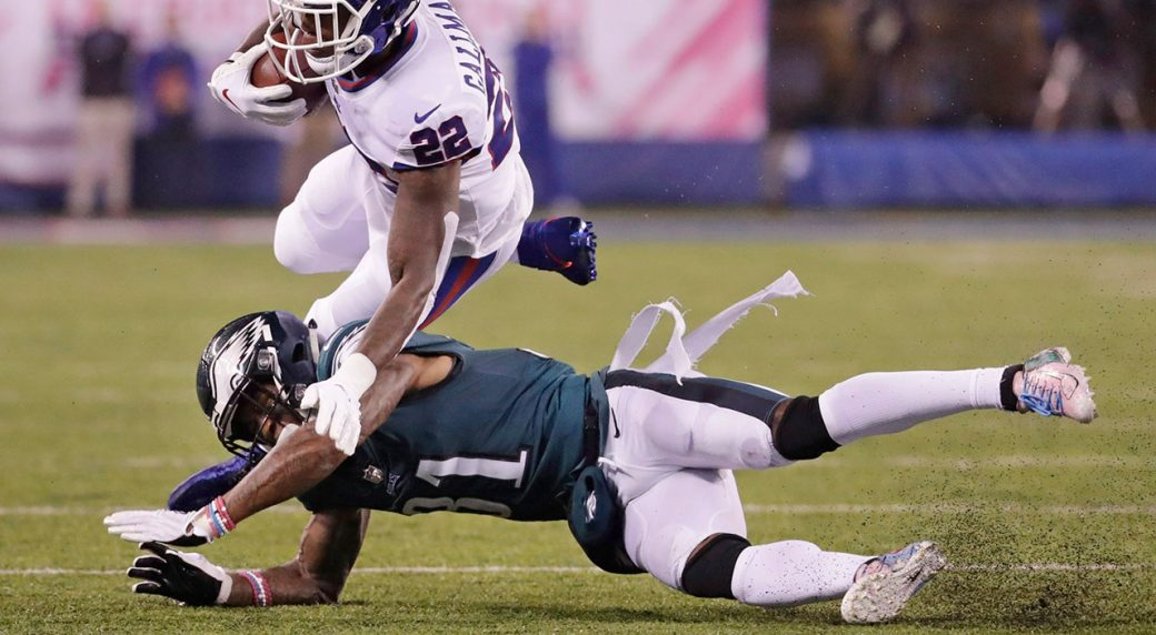 Eagles' Jalen Mills, Wizards' Devin Robinson Arrested After Fight Near Washington Club