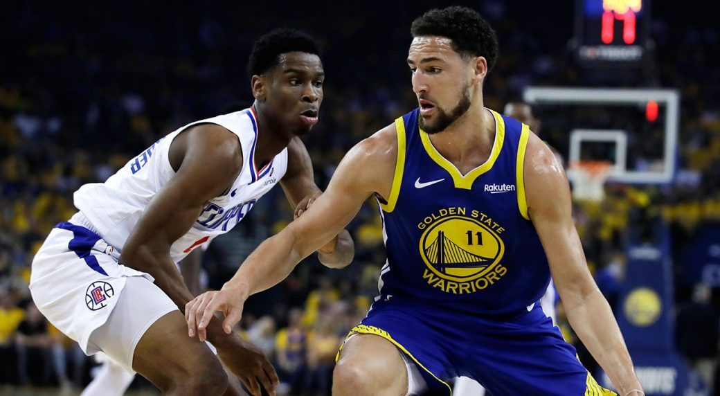 8e47d5fb3181 Clippers avoid elimination with Game 5 win over Warriors - Sportsnet.ca