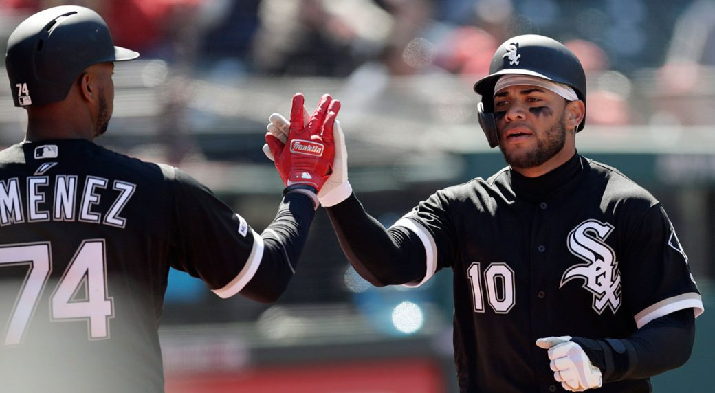 Anderson's slam leads White Sox over Yankees