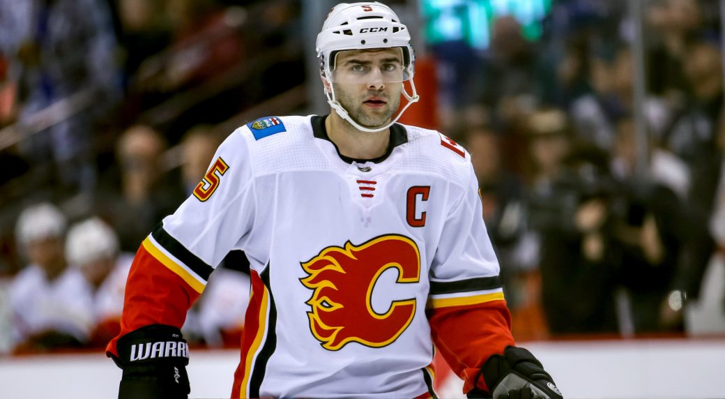 Burns, Giordano, Hedman named finalists for Norris Trophy
