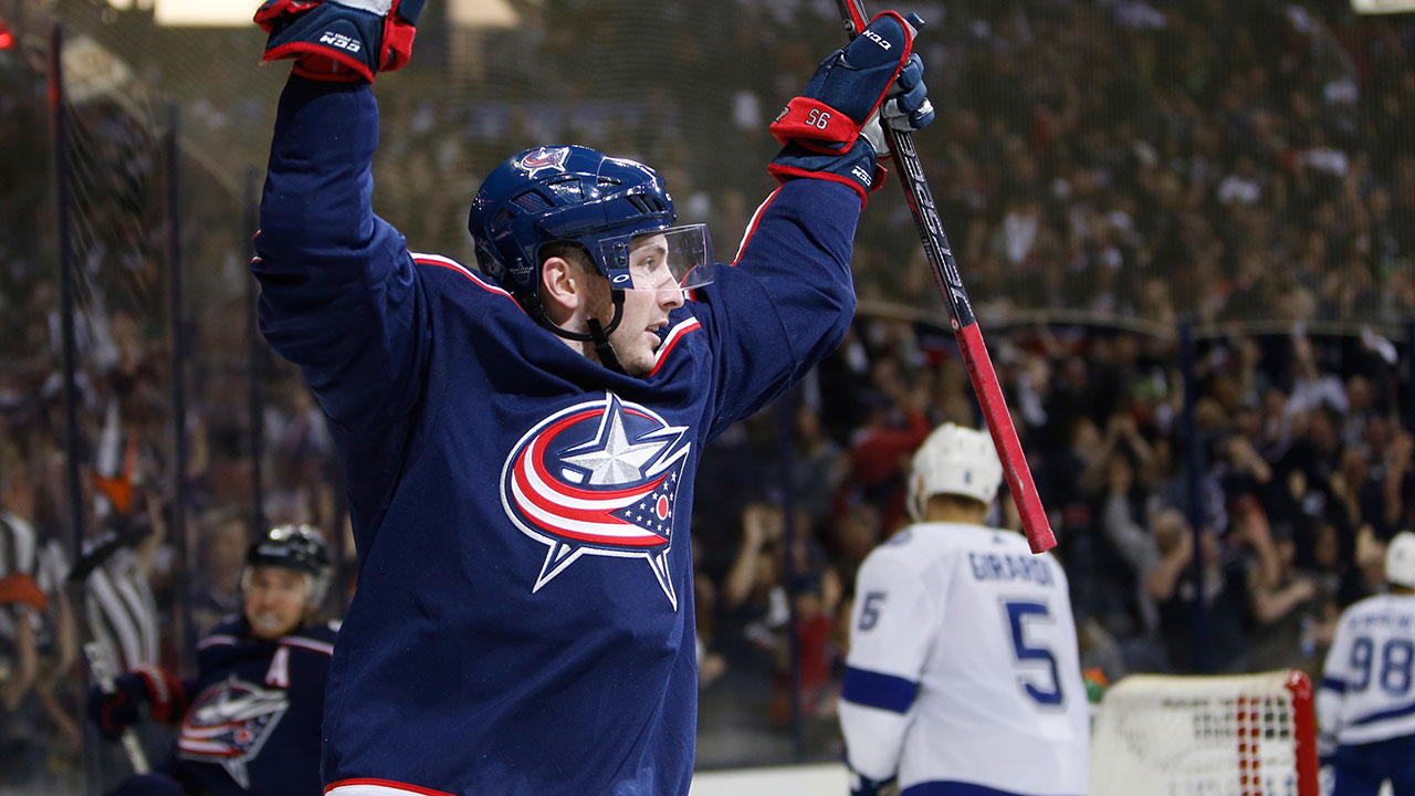 If You're Gonna' Do It...Do It Right. Blue Jackets' Attempt To Make History Tuesday, And With A Sweep No Less