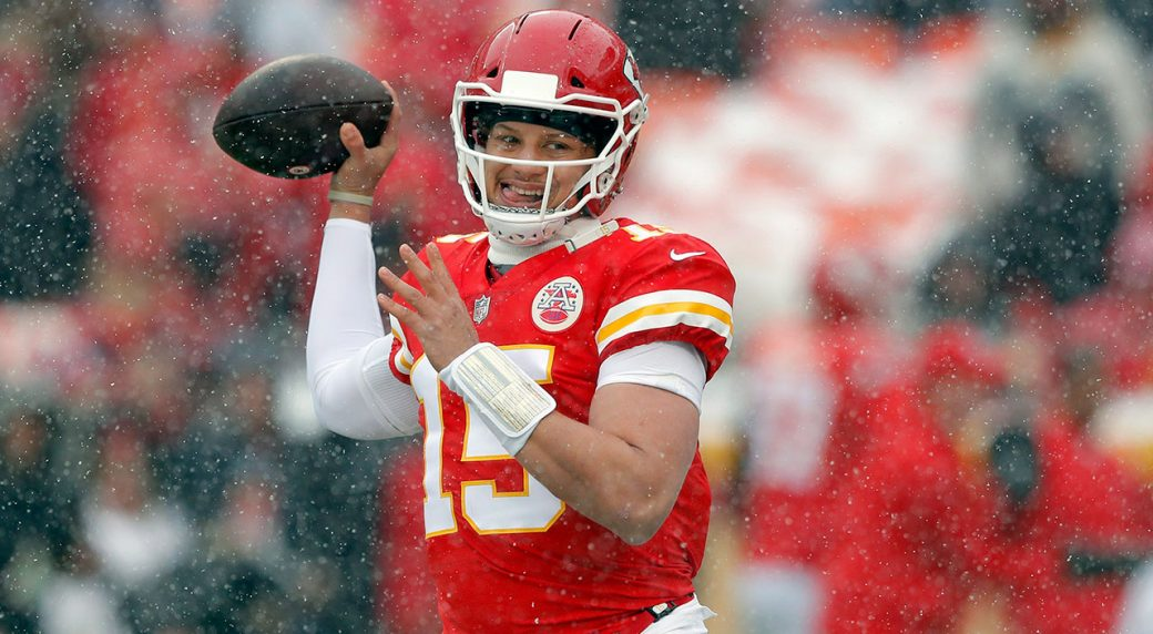 NFL MVP Patrick Mahomes gets this year's Madden cover
