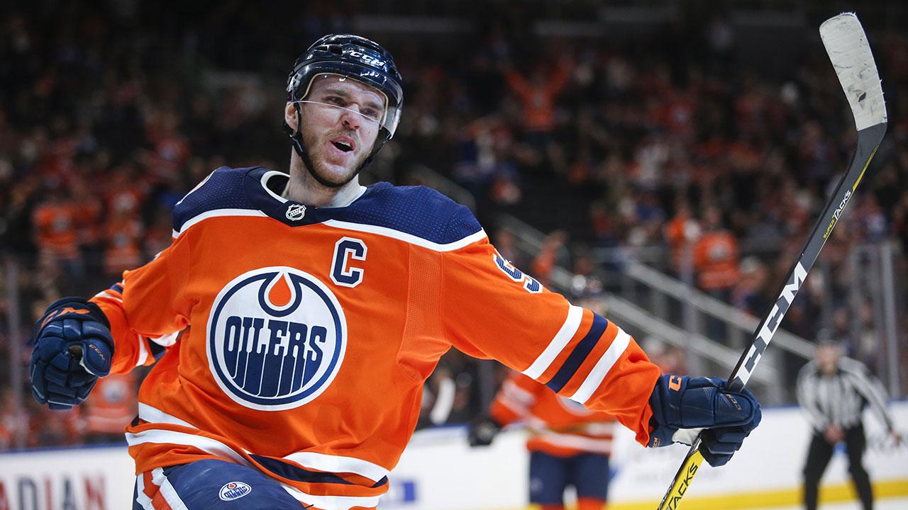 NHL 2019-20 season: Edmonton Oilers schedule