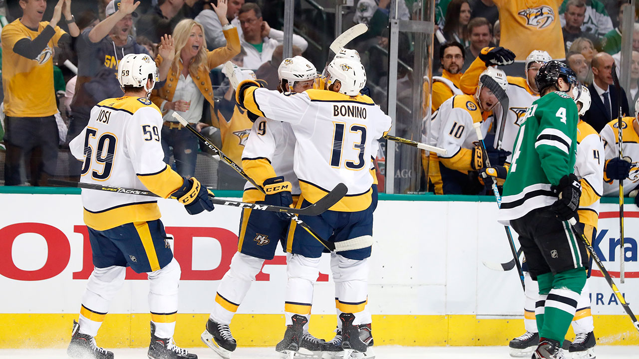 Good Old 86th Street. Rinne Continues His Incredible Playoff Exposition With Another Win