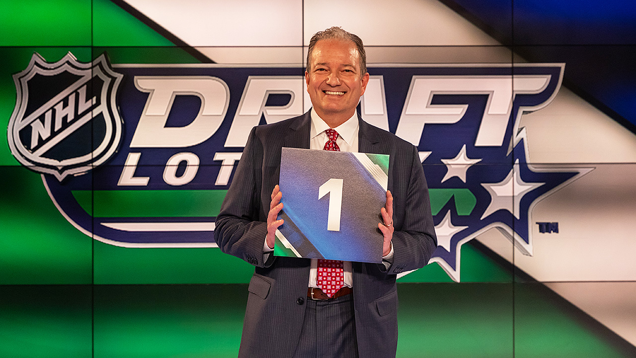 NHL 2019 DRAFT LOTTERY YOU