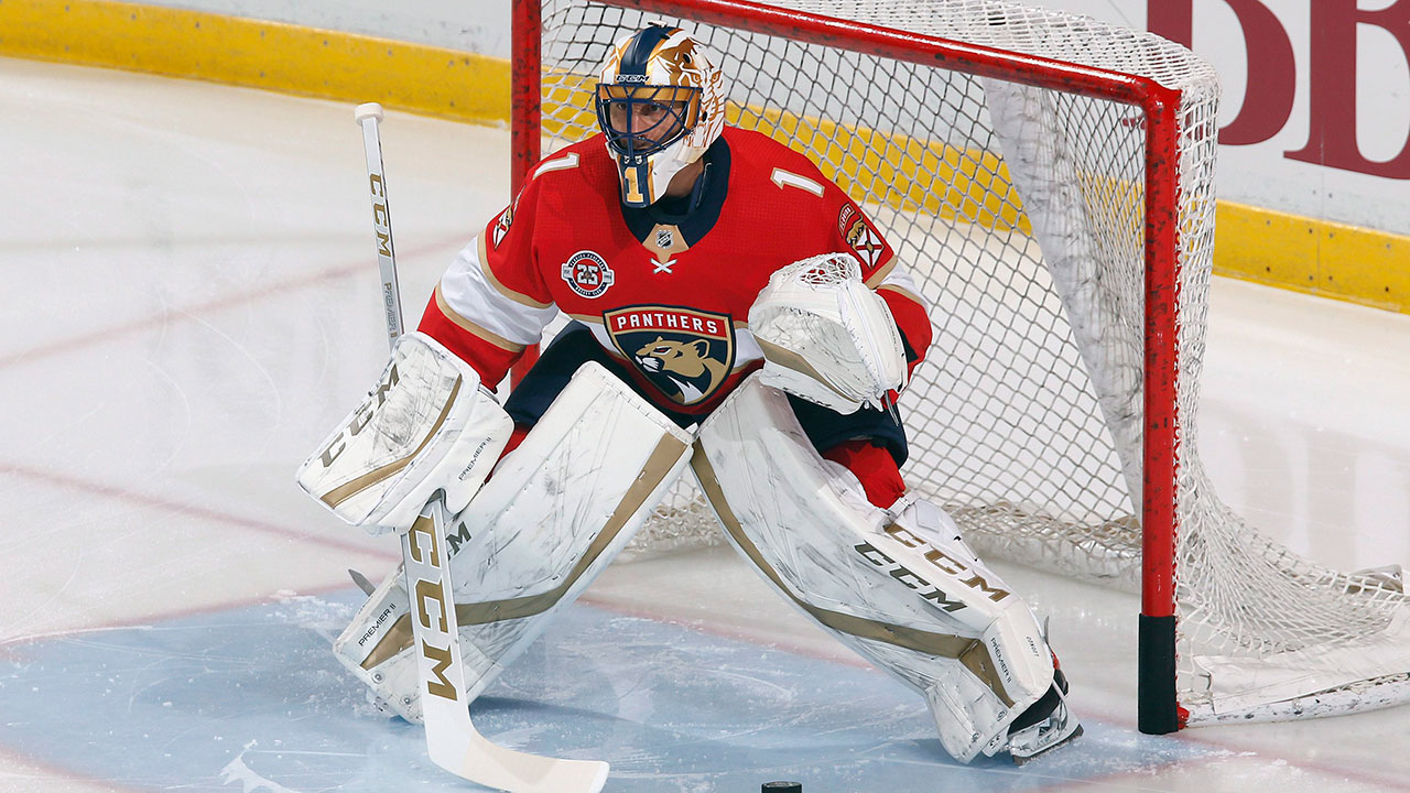 Panthers' Roberto Luongo announces retirement after 19 seasons