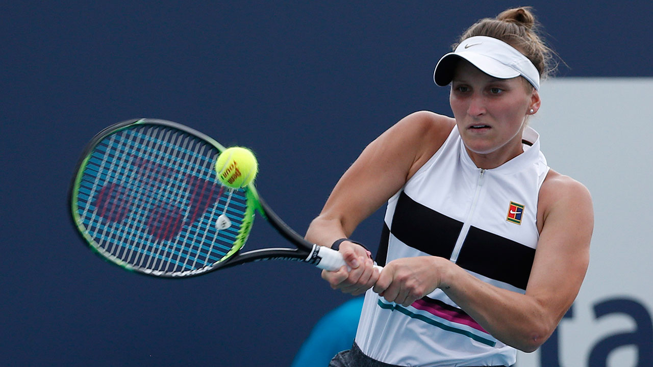 Czechs win two matches to sweep Canada in Fed Cup play