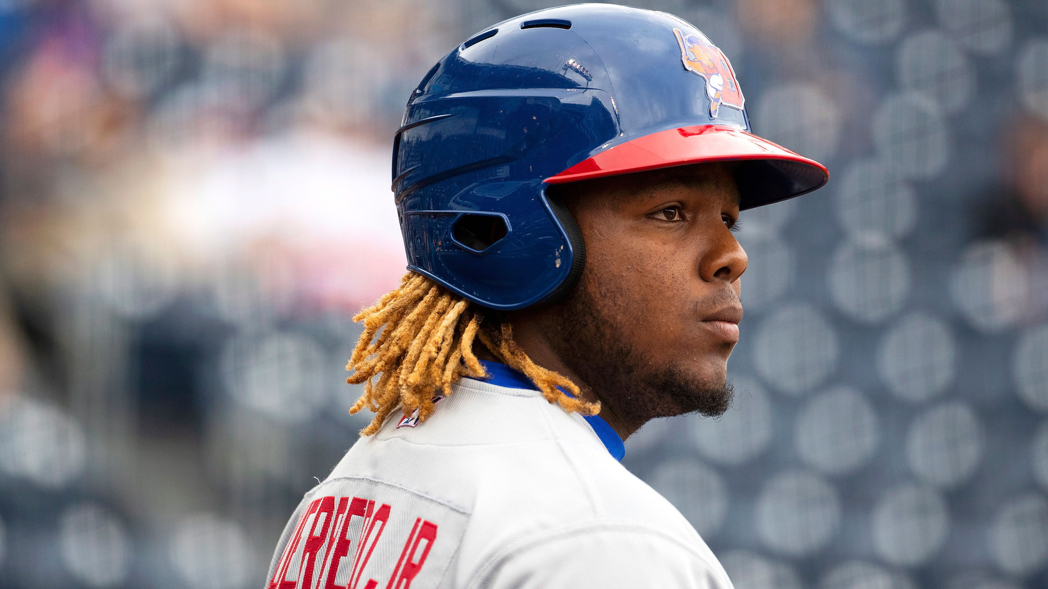 Blue Jays' Guerrero Jr. connects for go-ahead HR in triple-A