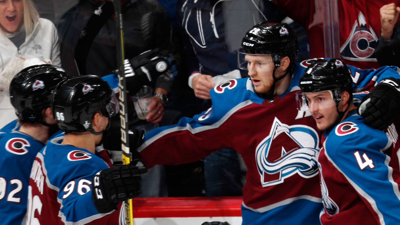 MacKinnon's Got 'Em Winnin', But Makar's Week Takes the Cake