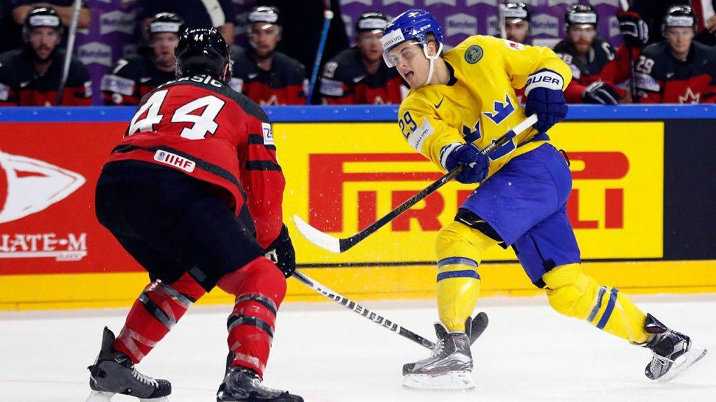 How excited should Leafs fans be about Nylander's success at worlds?