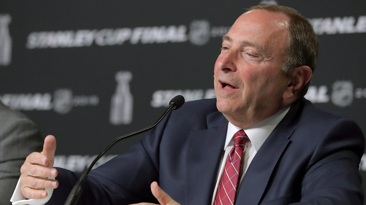 Upon further review....the NHL brass discuss several hot-topic subjects