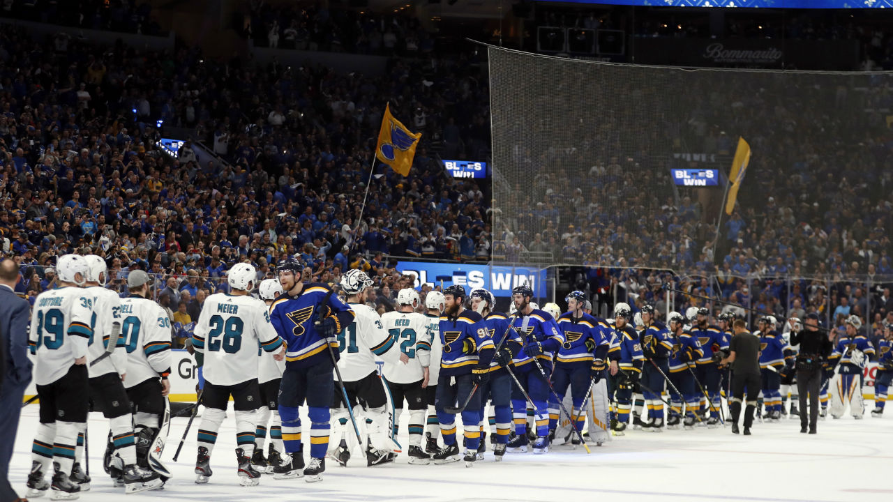 Twitter Reaction: Blues reach first Stanley Cup Final since 1970