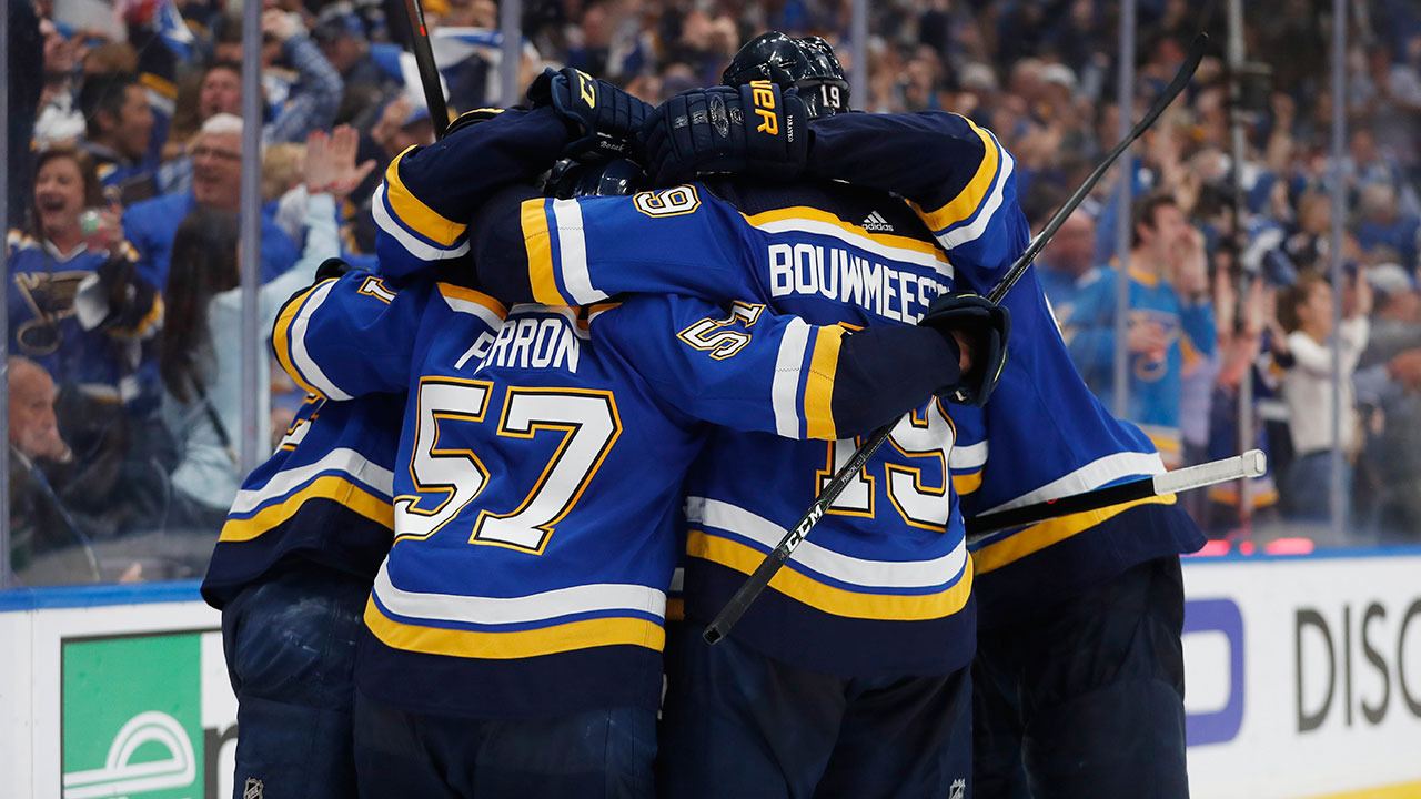 Blues' comeback for the ages carries them into Stanley Cup Final