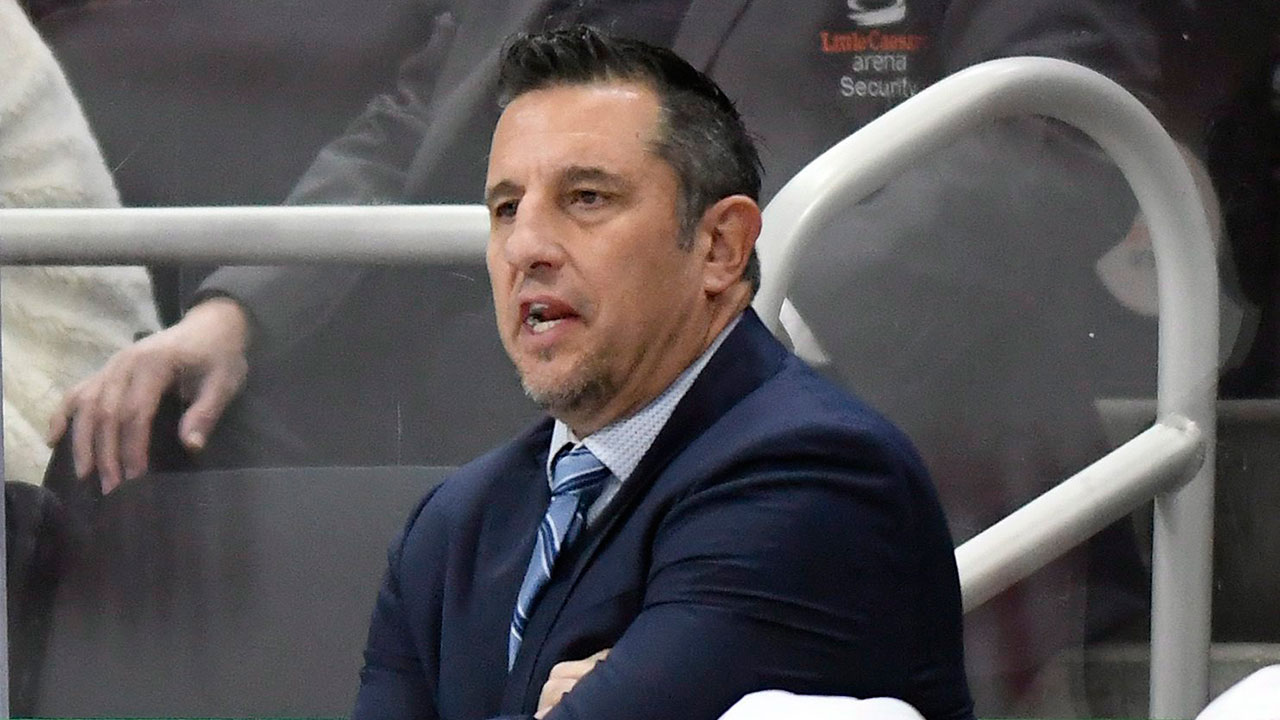 A popular move for the Sharks. Well-liked Boughner returns to San Jose