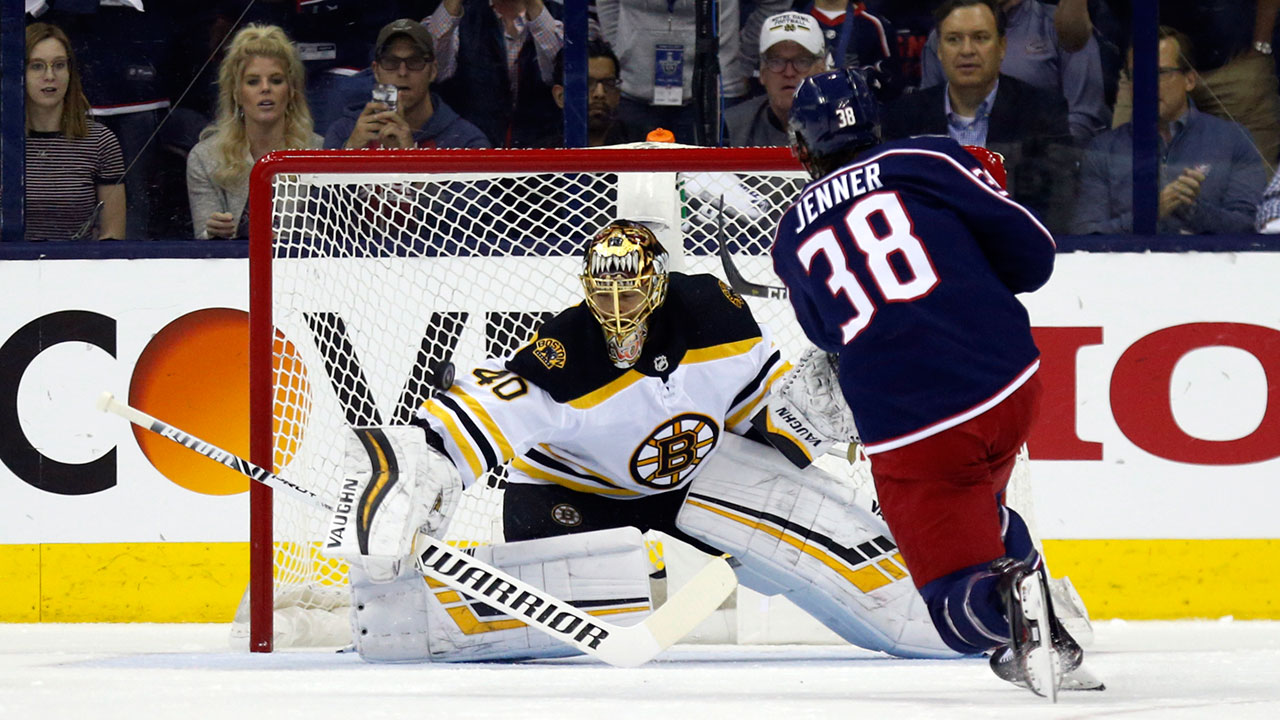 Bruins take the Jackets to the cleaners and steal one in Columbus