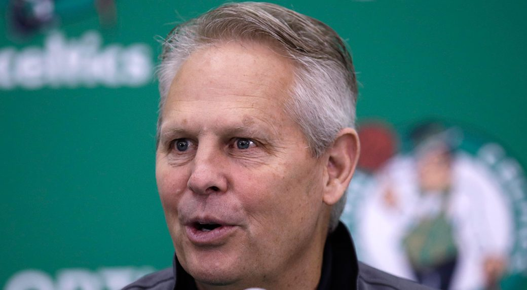 Danny Ainge suffers mild heart attack, is expected to make full recovery